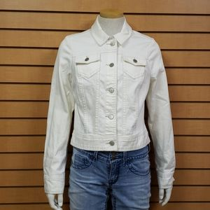 The Limited Denim Jacket Size Small NWT